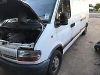 Renault Master / Vauxhall Movano Breaking Good Engine