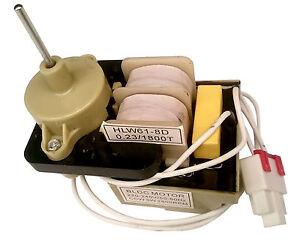 LG FRIDGE / FREEZER EVAPORATOR FAN MOTOR Electronic Module 2 Speed & plug+wire