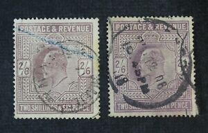 CKStamps: Great Britain Stamps Collection Scott#139 Used 1 Lightly Crease