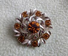 Pin Golden Ladies Brooch
