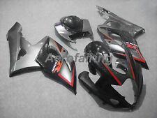 Dipinto Carenatura Carrozzeria Corpo Set AG per Suzuki GSXR 1000 K5 2005 2006