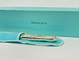 Authentic Tiffany & Co. Sterling Silver Letter Opener Collectible Desk Ornament