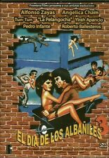 EL DIA DE LOS ALBANILES 3 (1987) ALFONSO ZAYAS NEW DVD