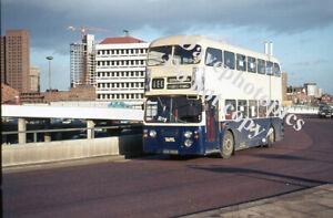 Original 35mm Bus / Coach slide   GHA396D WTL West Midlands (5996) 1974
