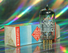 E88CC Telefunken Ulm 105+103% Röhre Tube für Verstärker HiFi Audio Amplifier