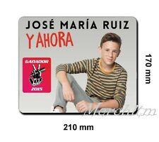 """JOSE MARIA """"LA VOZ KIDS 2015"""" - Alfombra de raton, Alfombrilla, Mouse pad, Mat,A"""