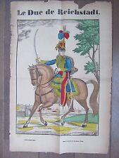 GRANDE IMAGE EPINAL 1880 LE DUC DE REICHSTADT NAPOLEON II