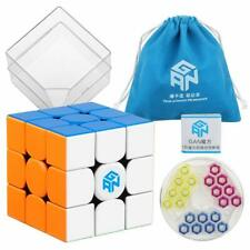 GAN 354m 354 Magnetic Speed Cube Puzzle Smooth Twist 3x3 Stickerless Magic Cube