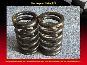 "Race Springs 6""  900 lb  (Pair) Motorsport Sales Coils"