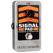 Electro-Harmonix Nano Signal Pad Passive Attenuator Guitar Pedal