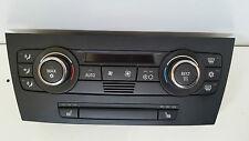 BMW E90 E91 E92 E93 Climate Heater + Seat Heater Control Panel - 6411 6977489-01