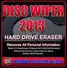 HARD DRIVE ERASER CD • DISK ERASE WIPER CLEANER + PRODUCT-KEY FINDER • XP ~ 7
