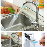 Adjustable 360° Nozzle Spout  Water Saving Kitchen Tap Hose Faucet Aerator CF7Z