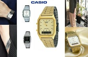 Casio Men's Timer Dual Time Quartz watch 1 year warranty