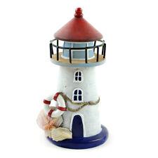 Fairy Garden Mini - Nautical Lighthouse with Seashells