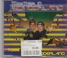 Charley Lownoise&Mental Theo-Together In Wonderland cd maxi single