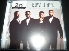 Boyz II Men - 20th Century Masters Best Of Greatest Hits CD – Like New