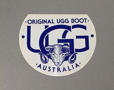 UGG Boots Sticker from 80s/90s - 8 1/4 in.
