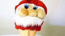 Gorro de Navidad GORRA CON FELPA motivo Papá Noel