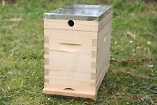 5 FRAME FLAT PACK NUCLEUS BEEHIVE NUC WOODEN PINE BEE HIVE PICKUP AVAILABLE