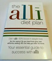 The alli Diet Plan Weight-loss looking good Diets healthly eating Free P&P