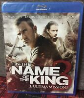 In the name of the king 3 L'ultima missione Blu Ray Nuovo Sigillato Purcell RN
