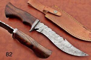 Damascus Hunting Skinner