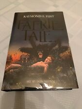 Raymond E. Feist Faerie Tale Signed Grim Oak Press