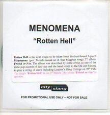 (80K) Menomena, Rotten Hell - DJ CD