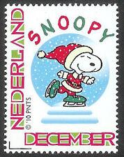 NVPH 2777 POSTFRIS SNOOPY DECEMBERZEGEL 2010