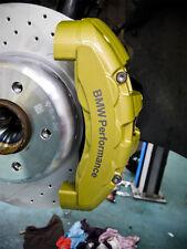 Bmw Caliper Decals EBay - Bmw brake caliper decals