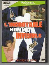 L'INCROYABLE HOMME INVISIBLE ( COLLECTION LES INEDITS DE LA SF)