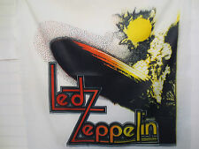 Led Zeppelin Contemporary Wall Hanging Fabricon Rock & Roll Physical Graffitti