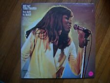 IKE AND TINA TURNER---TOO HOT TO HOLD!---VINYL ALBUM