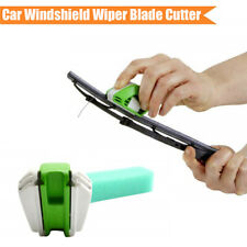Cut-resistant Handle Sharp Windscreen Wiper Blade Cutter With Sponge For Car SUV