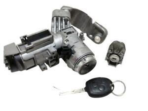 2009 Ford Fiesta MK7 B299 Petrol Vehicle Lock Set 1778547