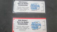 2003 MEN'S FROZEN FOUR 2 TICKET CHAMPIONSHIP PACK-MINNESOTA GOPHERS WIN TITLE #5