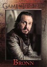 BRONN (Jerome Flynn) / Game of Thrones Season 8 (2020) BASE Card #43