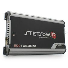 Stetsom EX10500EQ-2-Ohms Mono Amp High Power Car Audio Amplifier 11600W RMS