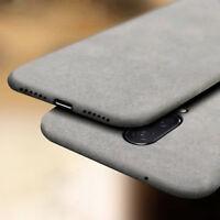 For OnePlus 6T 6 5T 5 Silicone Soft TPU Sandstone Slim Matte Back Case Cover