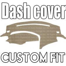 Fits 2010-2012  MAZDA 3  DASH COVER MAT DASHBOARD PAD BEIGE