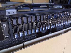 Dell Compellent SC220 6G SAS Direct Attach Storage DAS TaxINV