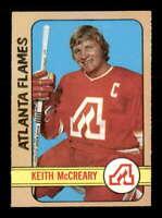 1972 O-Pee-Chee #25 Keith McCreary  NM/NM+ X1691875
