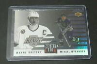 1993-94 Upper Deck Next In Line #NL1 Wayne Gretzky/Michael Nylander - NM-MT
