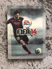 FIFA 14 Xbox 360 Caja De Metal