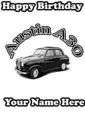 Austin A30 car Happy Birthday A5 Personalised Card pid379 Mum Dad Friend ANYNAME