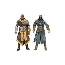 Assassin's Creed 7 inch Action Figures 2 Pack Ezio Auditor by NECA