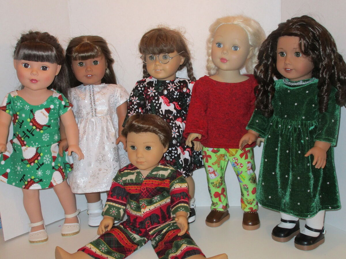 Doll Clothes and More