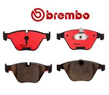 For BMW E90 E91 E92 E93 650i Premium Ceramic Front Disc Brake Pads Set Brembo