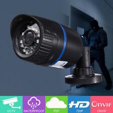 720P Telecamera IP Camera Rete Sicurezza IR Cut Onvif CCTV P2P Notturna Visione